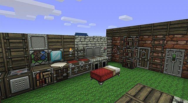 Скачать Текстуры для Minecraft 1.5.1 ...: uminecraft.at.ua/load/tekstury_dlja_minecraft/tekstury_1_5_1/37-2
